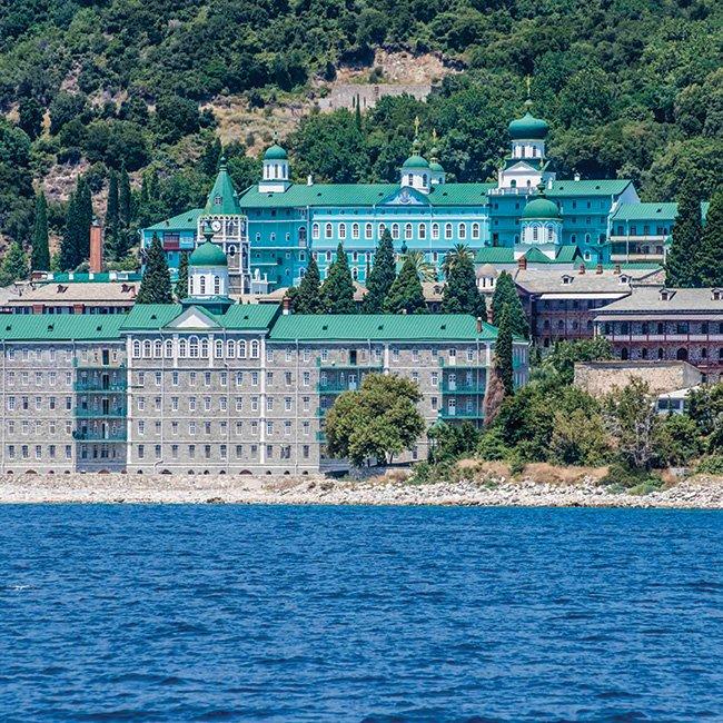 Mount Athos - Ouranoupoli plus Cruise