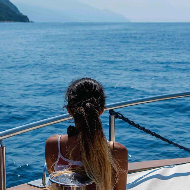 Chalkidiki Cruise