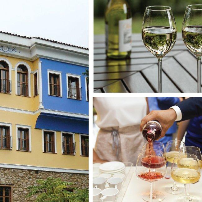 Veria - Wine Tasting