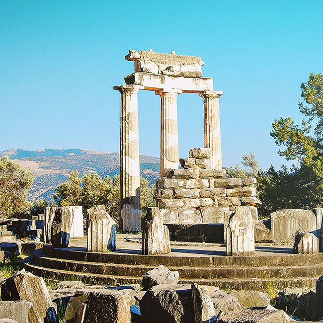 Delphi - Arachova