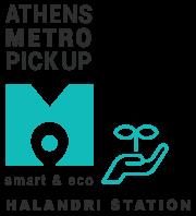 Athnes Metro Pickup - Halandri Station