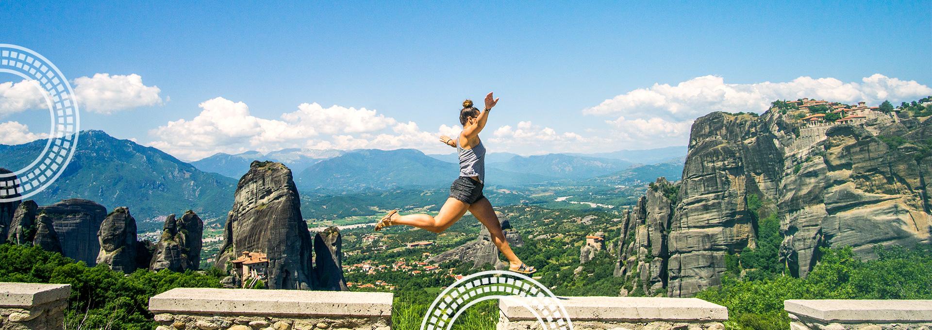 Excursion to Meteora from Thessaloniki | Ammon Express