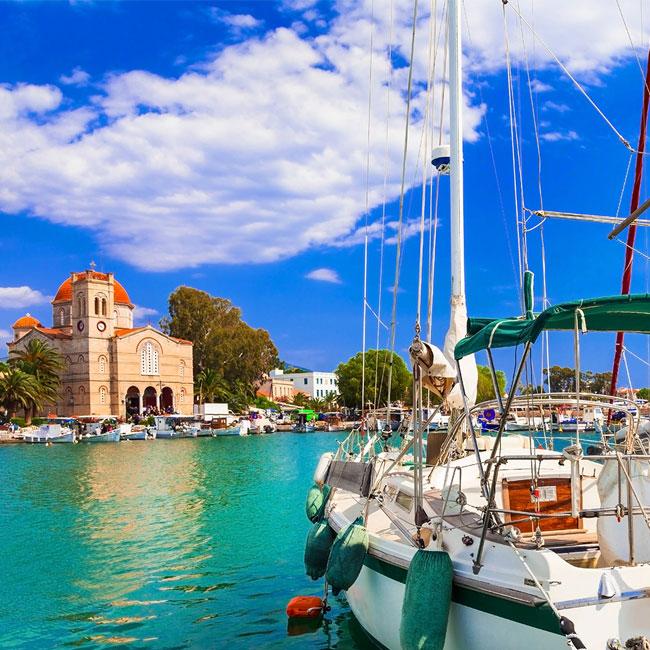 Aegina - Agkistri