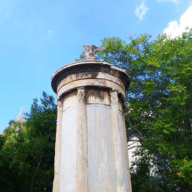 Athens city tour to the ancient past